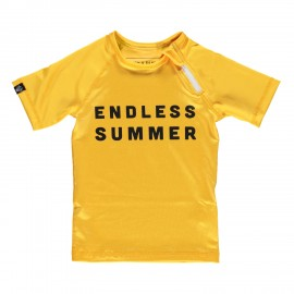 """Endless summer"" UV swim tee"
