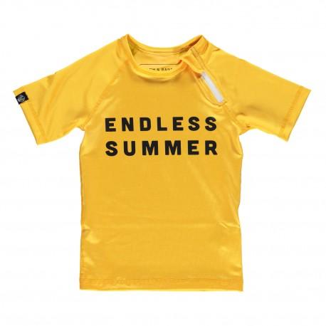 """Endless summer"" UV swim tee"