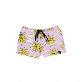 """Sunny Flower"" UV swimshorts"