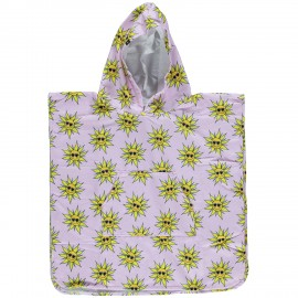 Poncho Sunny Flower One Size