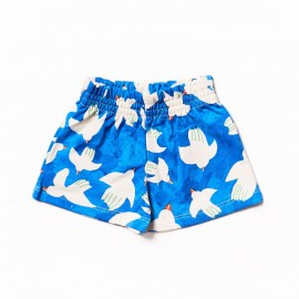Baby Boxer shorts Blue dove