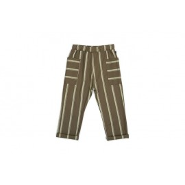 Forest side pockets pants