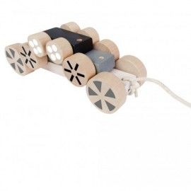 Wooden stacking wheels