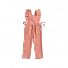 Overall Amishi- Coral