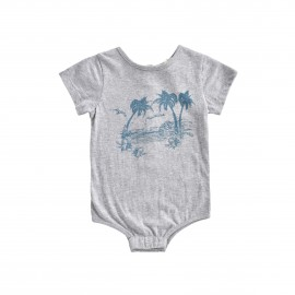 Bodysuit Ammaroli - Light grey