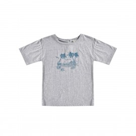 Tee Ammar - light grey