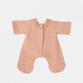 Dinkum doll pyjamas - blush