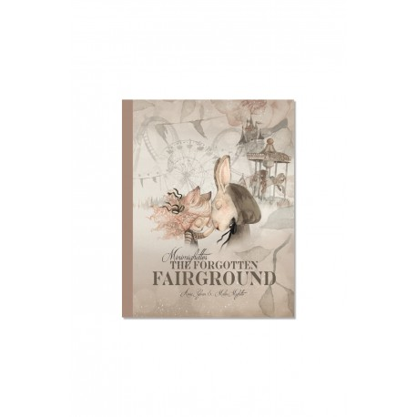 Mrs Mighetto THE FORGOTTEN FAIRGROUND book