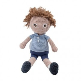 Crochet doll - William
