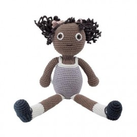 Crochet doll - Poppy