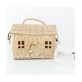 Casa bag - straw