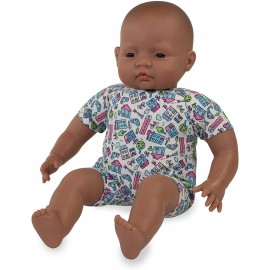 BABY DOLL HISPANIC SOFTBODY 40CM