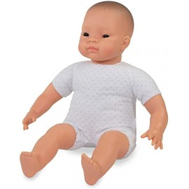 BABY DOLL ASIAN SOFTBODY 40CM