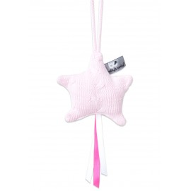Deco Star Cable Baby Pink