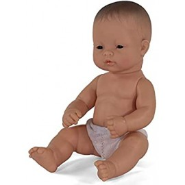 BABY DOLL ASIAN BOY 32CM