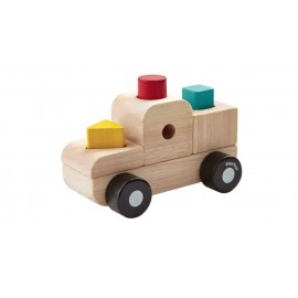 Sorting puzzle truck