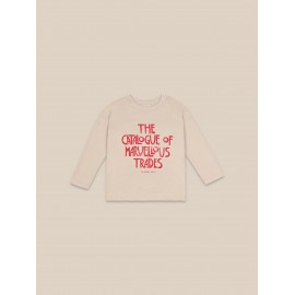 Catalogue of Marvelous Trade long sleeved T-shirt