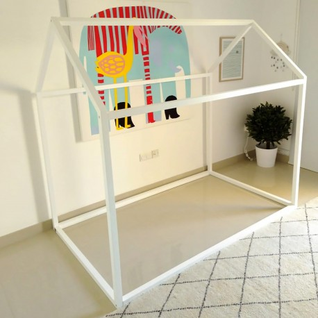 Flora house bed - twin