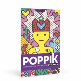 Creative Sticker Poster - Pop art