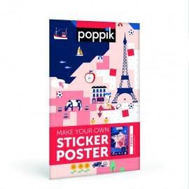 My Sticker Poster - France