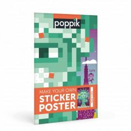 Sticker Poster - New York