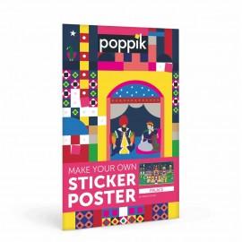 Sticker Poster - Palace