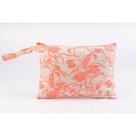 Flat Pouch Acanthus - Small