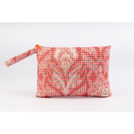 Flat Pouch Coral Scape - Large