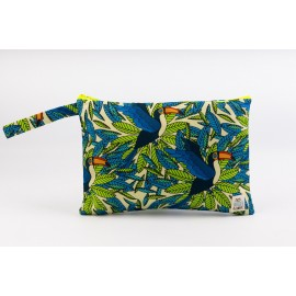 Flat Pouch Tucan - Medium