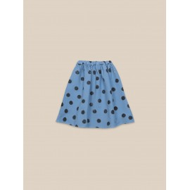 Spray Dots woven skirt
