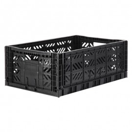 Aykasa folding crate - Maxi black