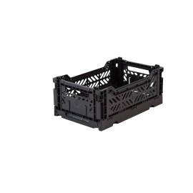 Aykasa folding crate - Mini black
