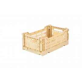 Aykasa folding crate - Mini banana