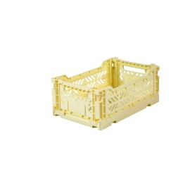 Aykasa folding crate - cream