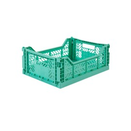 Aykasa folding crate - Midi mint