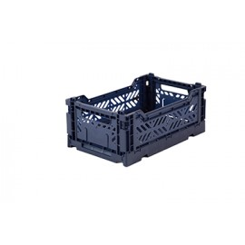 Aykasa folding crate - navy