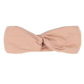 Twisted headband - rose