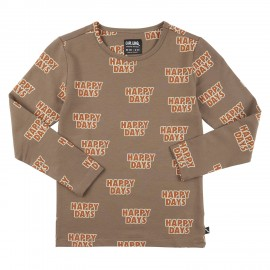 Happy days longsleeve top