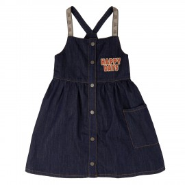 Happy days denim dress
