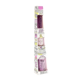 NAILMATIC KIDS Totem set – Pretty Building - berry