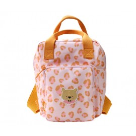 Backpack Leopard Print (age 4-8)