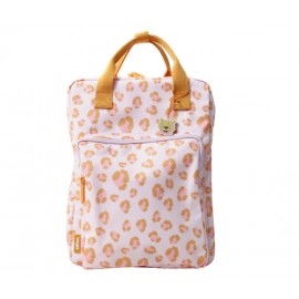 Backpack Leopard Print (age 8-12)
