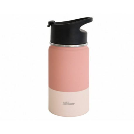 Stainless Steel Tumbler Pink/Coconut