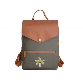 Tropical Patch Backpack Palm Tree (Age 8-12)