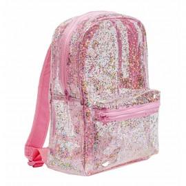 Backpack - Glitter pink