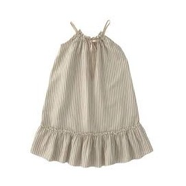 Cara dress - sandy stripes - Mummy