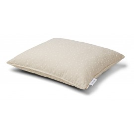 Kenny Kapok pillow Junior - Confetti sandy