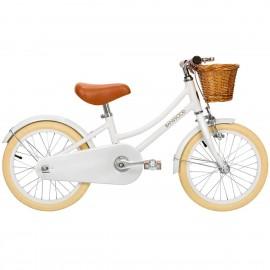 Classic bike - white