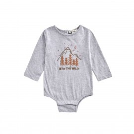 Bodysuit Ademo Heather Grey