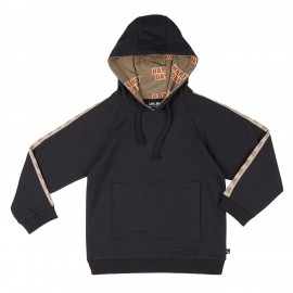 Happy days hooded sweater